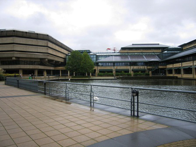 The National Archives in London